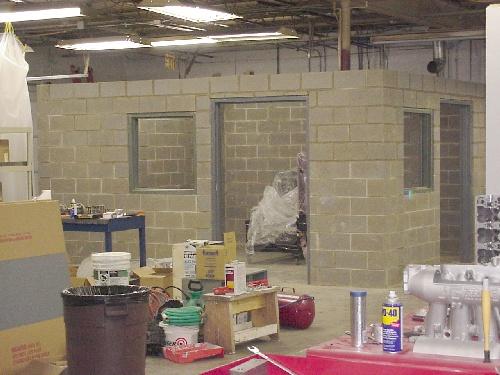 Building A Dyno Room