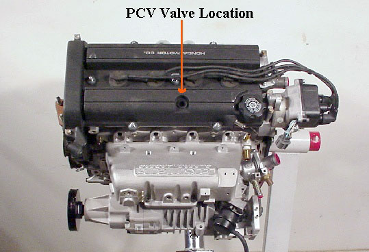 Pcv Valve Location on Acura Mdx Engine Diagram Air Conditioner