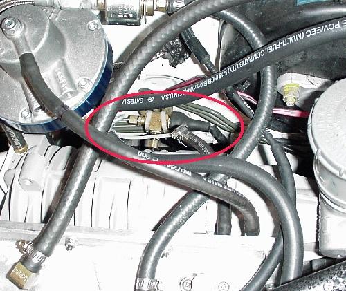 Noise After Oil Pressure Gauge Install